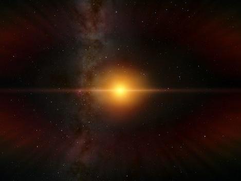 Il y a une planète qui flotte toute seule dans notre galaxie