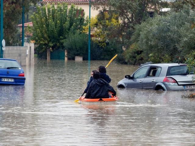 Inondations dans le Var: quatre morts