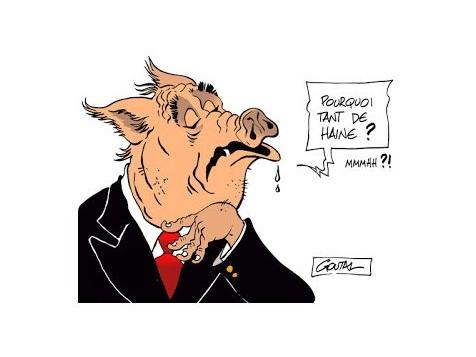 Pauvre cochon !