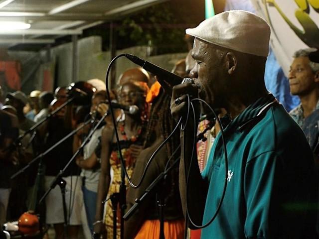 Érick Cosaque, la légende du Gwoka, à l'honneur dans un film documentaire inédit le 1er octobre sur Guadeloupe La 1ère