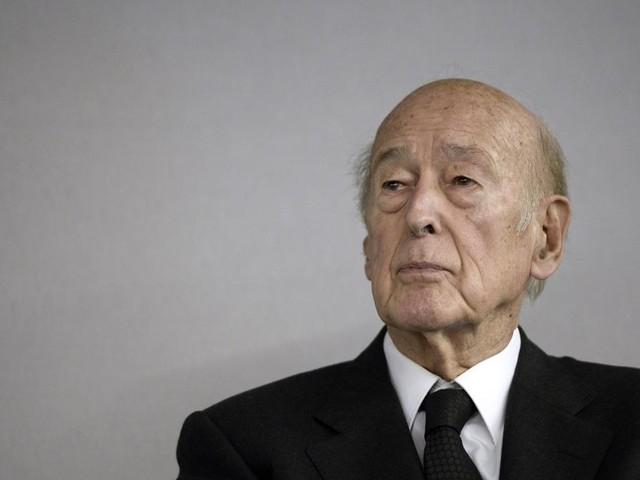 Valéry Giscard d'Estaing est sorti de l'hôpital