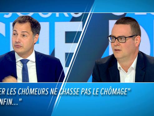 Faut-il limiter les allocations de chômage dans le temps? Francophones et Flamands avancent leurs idées, le PTB fonce dans le tas (vidéo)