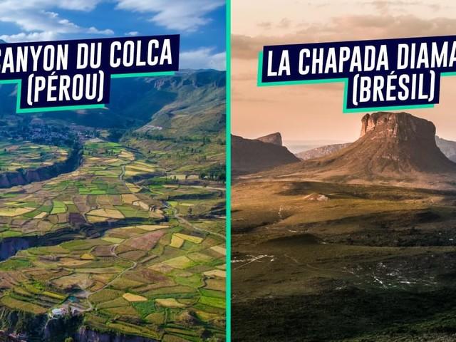 Top 10 des plus beaux treks d'Amérique du sud, Inca à part