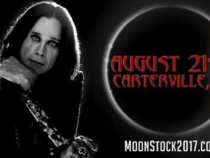 Ozzy Osbourne : le titre Bark At The Moon pendant une éclipse !
