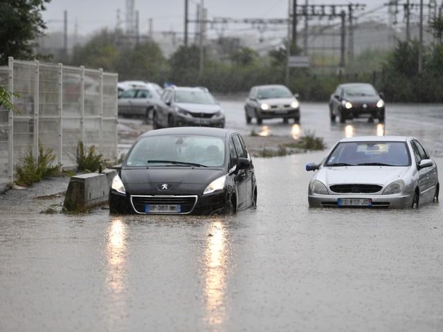 Météo France place 5 départements en vigilance orange aux orages et inondations
