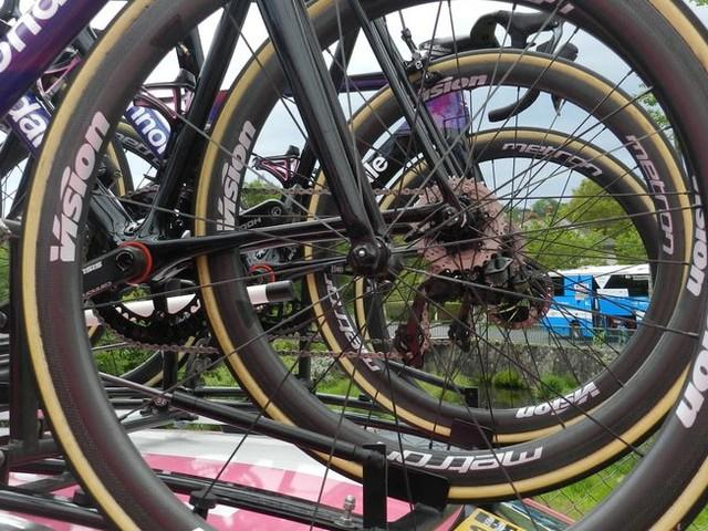 """Cyclisme : la course Châtillon-Dijon maintenue, """"on a rarement eu un plateau comme celui-ci"""""""