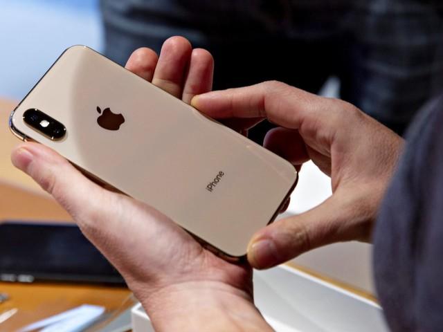 L'iPhone XS et l'iPhone XS Max n'emballent pas tous les Américains