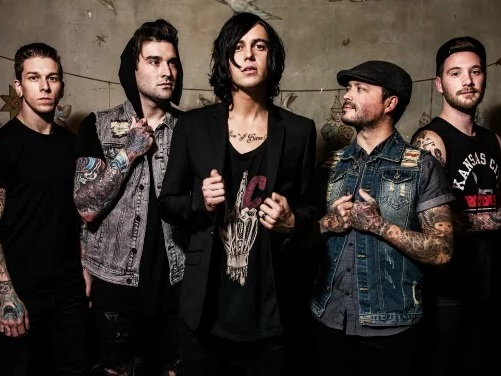Sleeping With Sirens : session live acoustique pour Bilboard