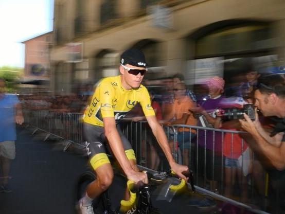 Cyclisme - Les maladies de Christopher Froome : des traitements toute sa vie