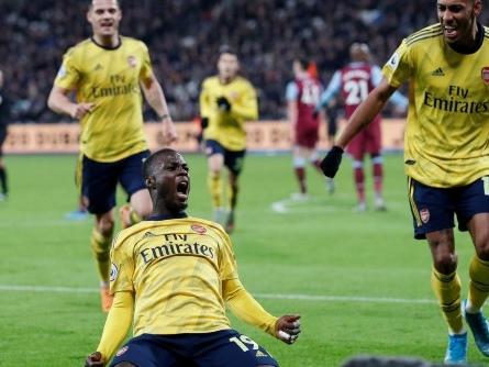 Le joli but de Pépé avec Arsenal (vidéo)