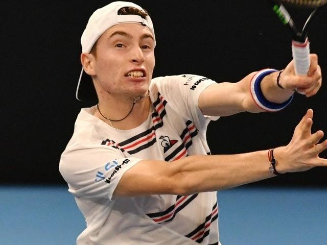 Tennis – ATP – Auckland : Humbert et Paire en demi-finales