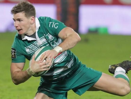 Rugby - Challenge - Pau - Challenge européen : Colin Slade (Pau) absent à Cardiff