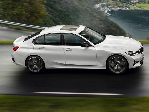 BMW Série 3: nouvelle entrée de gamme 318i et micro hybridation