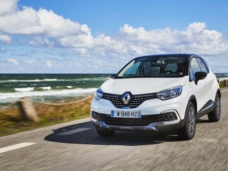 Essai Renault Captur restylé (2017)