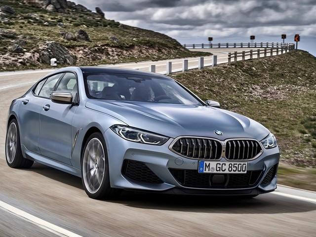 La BMW Série 8 Gran Coupé 2020 s'amène