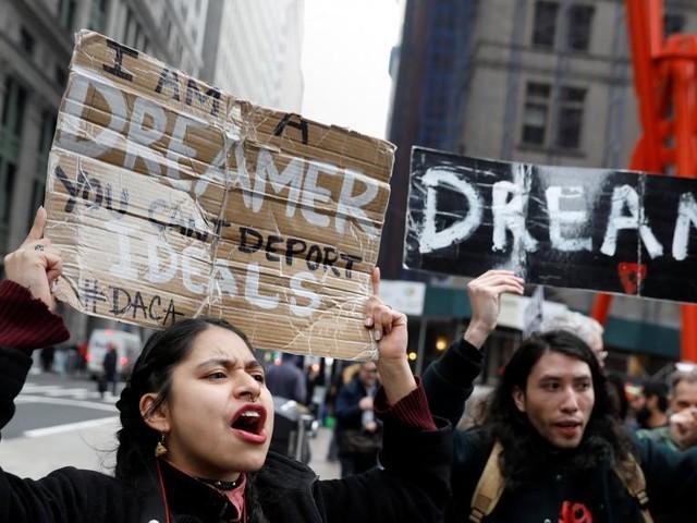 États-Unis : la Cour suprême se penche sur l'avenir des «dreamers»