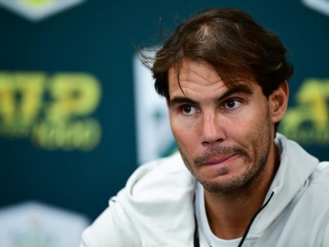 Masters 1000 de Paris: Nadal forfait sur blessure avant sa demie, Djokovic-Shapovalov en finale
