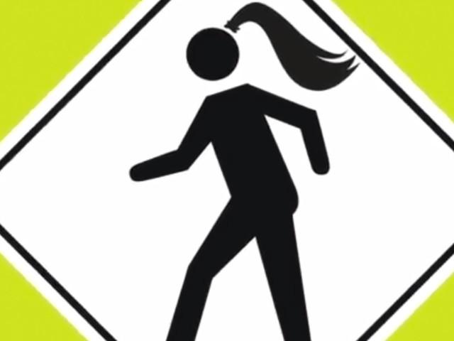 Nike détourne des panneaux de signalisation en faveur de l'égalité hommes – femmes