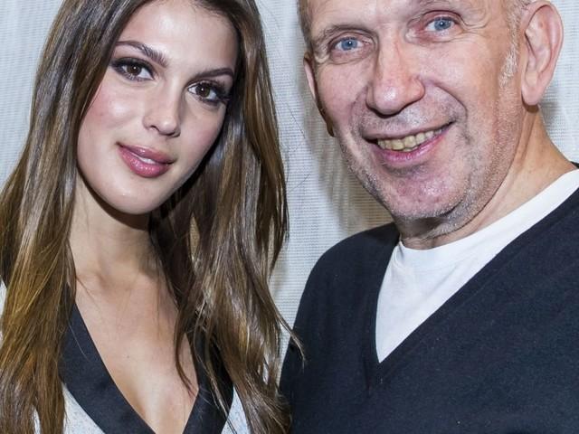 Iris Mittenaere : Meneuse de cabaret ultrasexy pour Jean Paul Gaultier