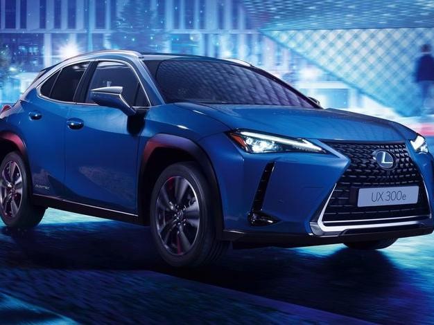 Lexus UX: une version électrique 300e