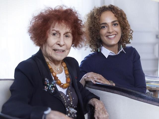 Marceline Loridan-Ivens et Leïla Slimani : ensemble, elles parlent du désir sans tabou