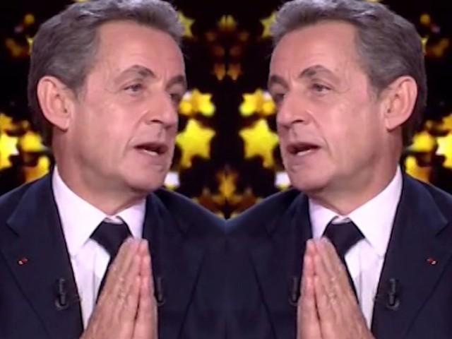 """Nicolas Sarkozy ne s'est jamais autant excusé que dans """"L'Équipe du Soir"""", sur la chaîne L'Équipe"""