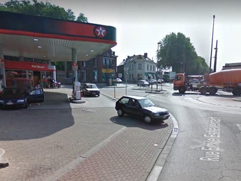 Une course poursuite finit mal à Dour ce matin: un policier blessé