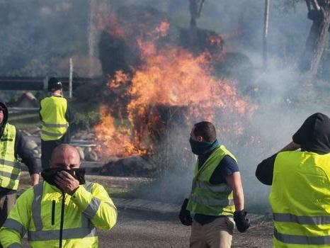 """Saccage du péage Narbonne Sud : """"une bêtise"""", pour les manifestants jugés"""
