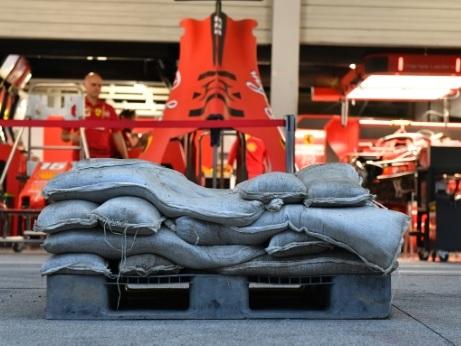 GP du Japon: la F1 regarde passer Hagibis et se prépare à un dimanche chargé