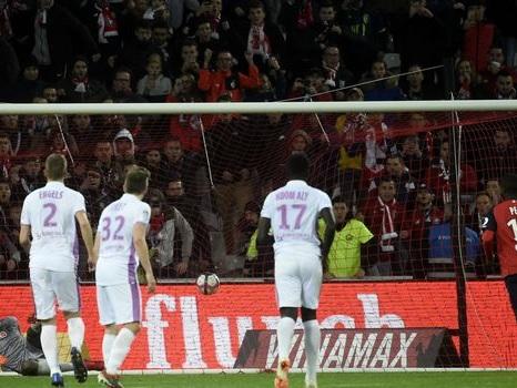Ligue 1: Surpris par Reims, Lille rate le coche