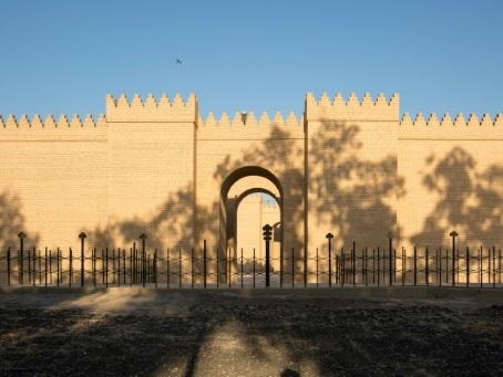 Babylone, symbole et merveille de l'Irak au passé mouvementé