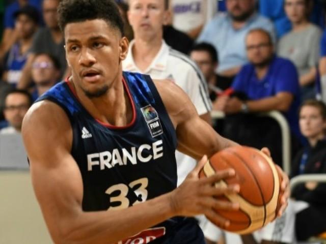 Basket: les Français surclassent le Monténégro en préparation à l'Euro
