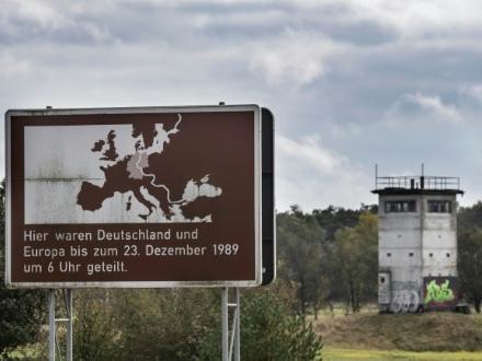 """En Allemagne, la mue verte de l'ancien """"rideau de fer"""""""