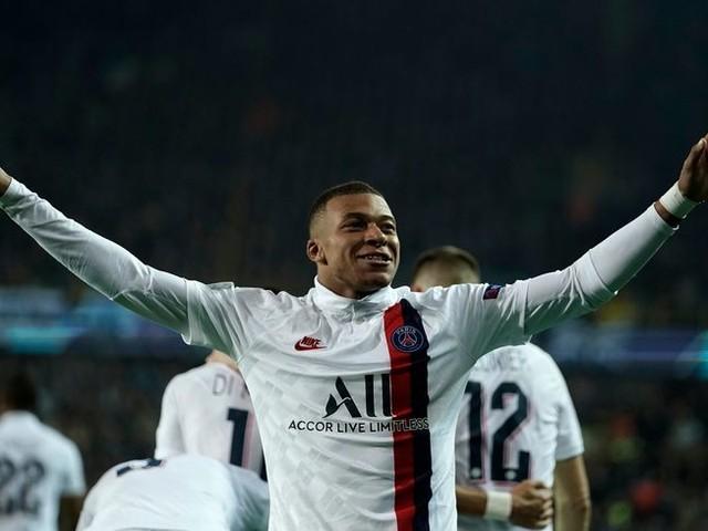 Ligue des champions : revivez les cinq buts du PSG à Bruges dans les conditions du direct