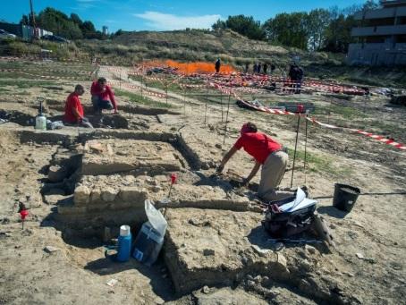Une nécropole romaine exceptionnelle mise au jour à Narbonne