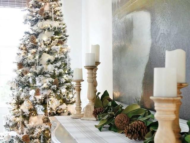 Idées déco table de Noël 2019 pour faire entrer la magie des fêtes dans la salle à manger