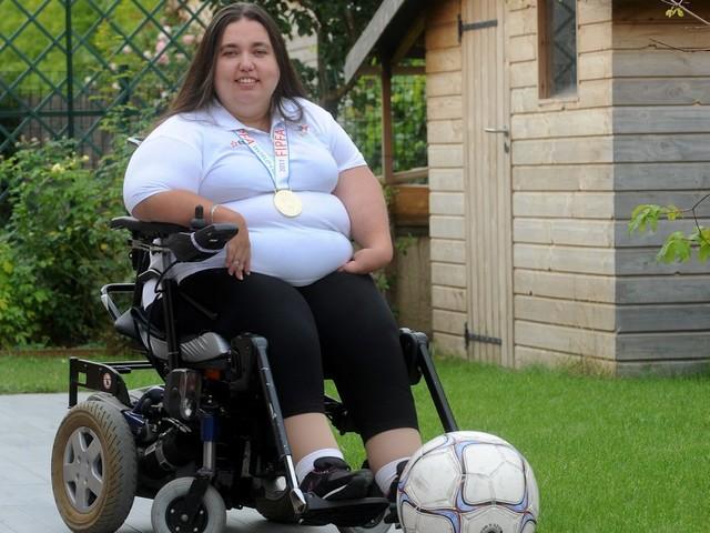 Toulouse. Marie Battistella, championne du monde de foot fauteuil
