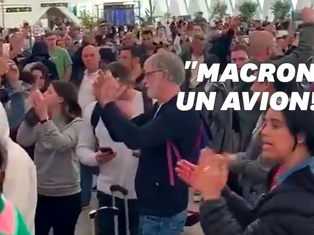 Coronavirus: des centaines de Français coincés au Maroc