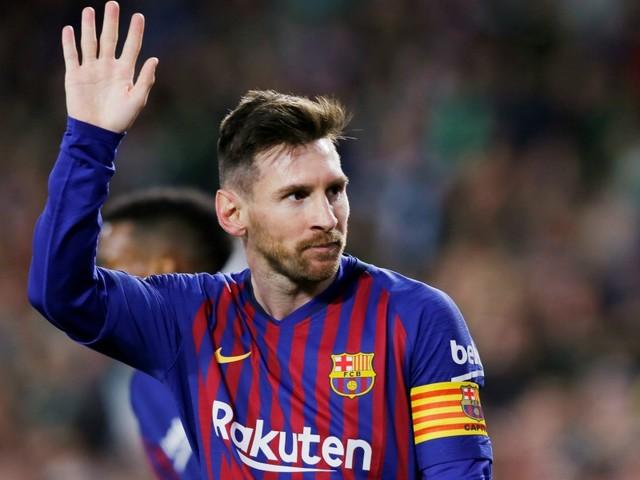 Messi n'avait jamais reçu une telle ovation… du public adverse