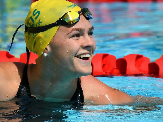 Dopage: la nageuse australienne Shayna Jack, après deux ans de suspension, de retour en bassin
