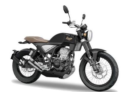 Moto : Rieju veut séduire les femmes avec la Century 125