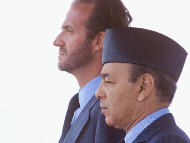 Les précédentes retrouvailles de la couronne espagnole et de la monarchie marocaine