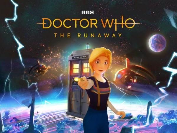 Amusez-vous avec le Docteur Who en Réalité Virtuelle