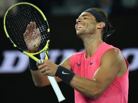 Open d'Australie: Nadal rallie le 3e tour