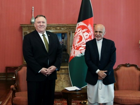 Washington coupe son aide à l'Afghanistan après l'échec d'une médiation de Pompeo