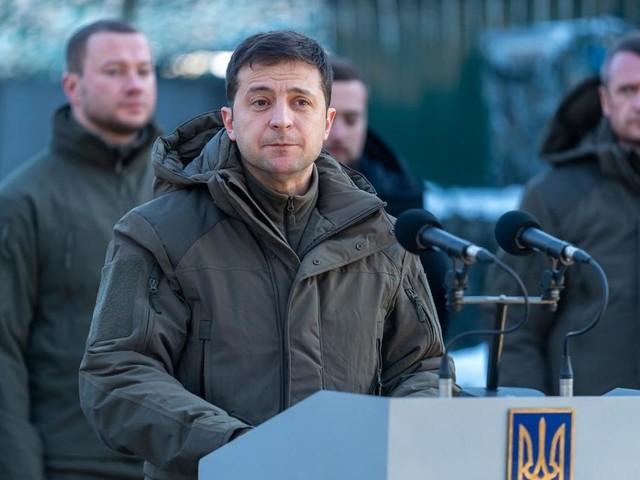 Rencontre Poutine - Zelensky: le président ukrainien joue son va-tout à Paris
