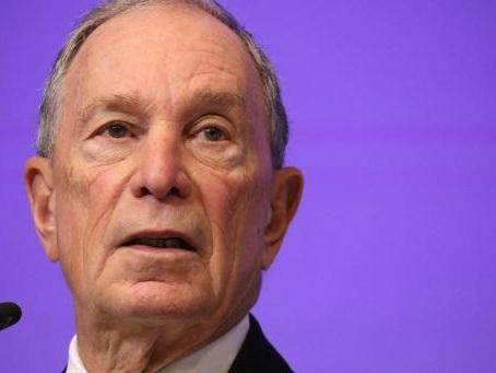 Présidentielle 2020 aux Etats-Unis - Bloomberg s'enregistre auprès de la commission électorale