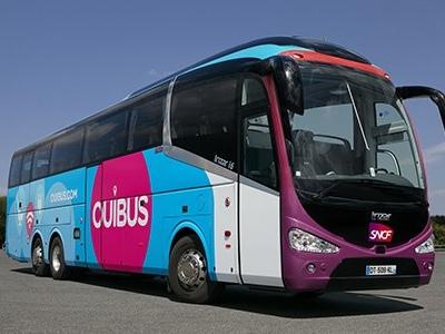 OUIBUS : jusqu'à -40% sur les billets de bus pour voyager en France et en Europe