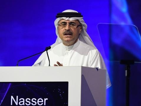 """Pétrole: le géant saoudien Aramco est """"prêt"""" pour une entrée en Bourse, selon son PDG"""