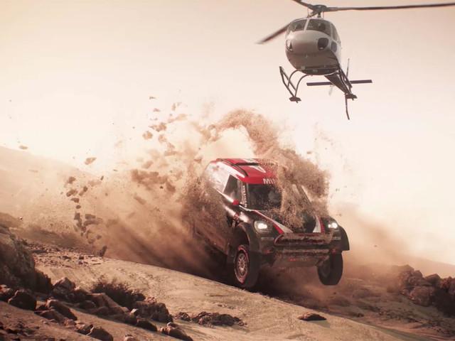Un jeu vidéo pour le Dakar
